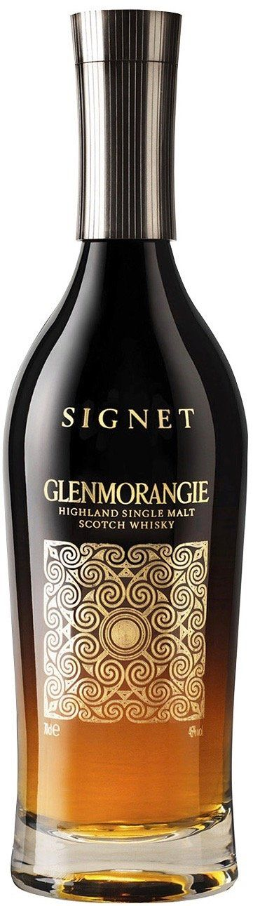Glenmorangie Signet Highlands Single Malt Scotch Whisky 750ml - Gift Box