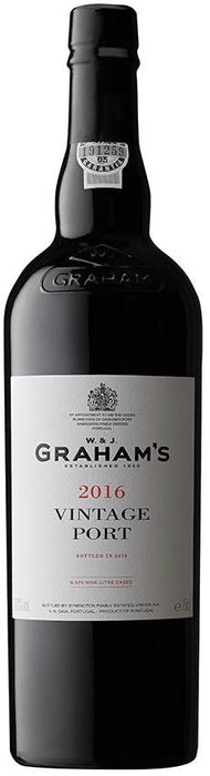 Graham's Vintage Port 2016 - 375ml