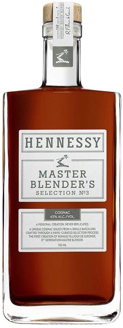 Hennessy Master Blender's Selection No. 3 - 750ml