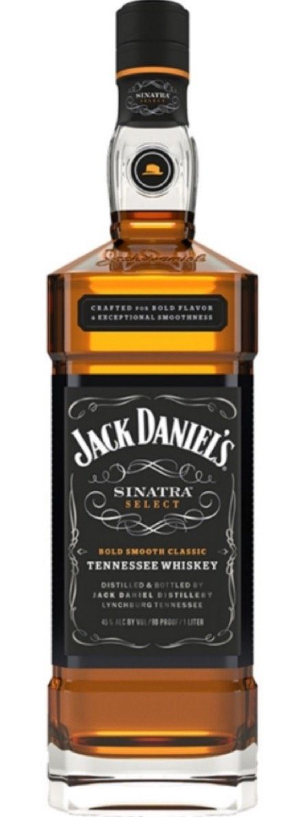 Jack Daniel's Sinatra Select Whiskey 1,000ml