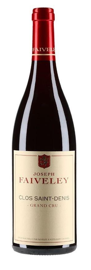 Joseph Faiveley Clos Saint Denis Grand Cru 2014