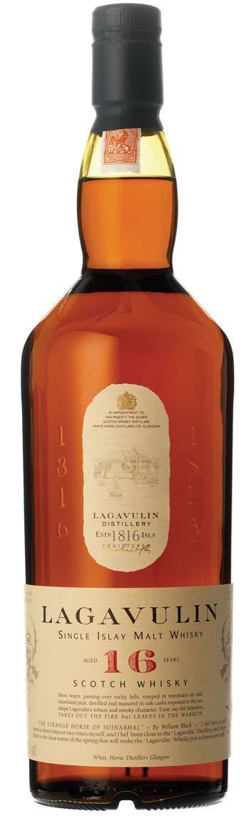Lagavulin Islay 16 Year Single Malt Whisky 750ml