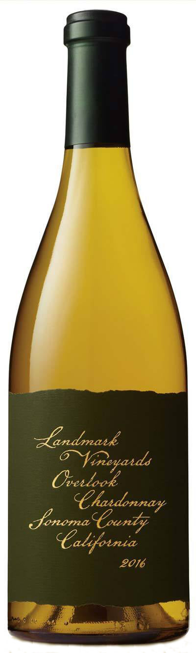 Landmark Overlook Chardonnay 2016