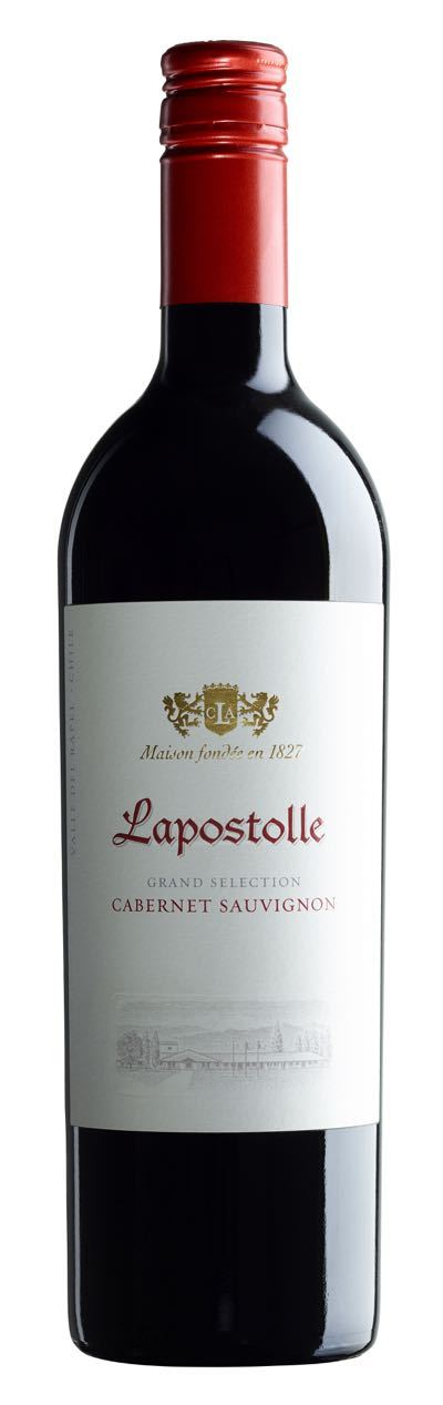 Lapostolle Grand Selection Cabernet Sauvignon 2015