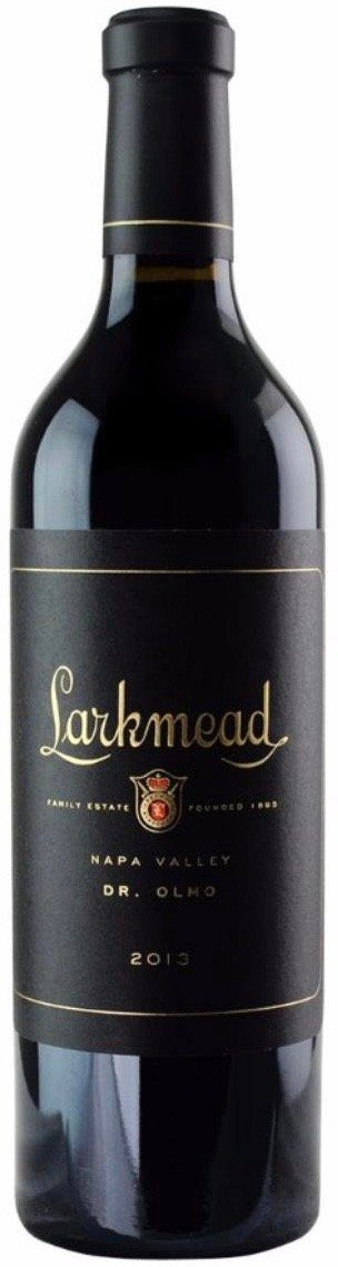 Larkmead Dr. Olmo (Black Label) Napa Valley Cabernet Sauvignon 2013