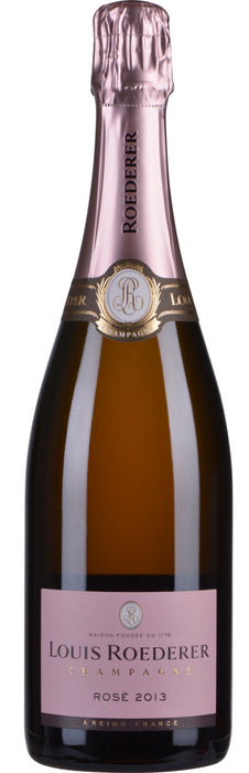 Louis Roederer Champagne Rose 2013 with Gift Box