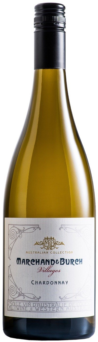 Marchand and Burch Villages Chardonnay 2014
