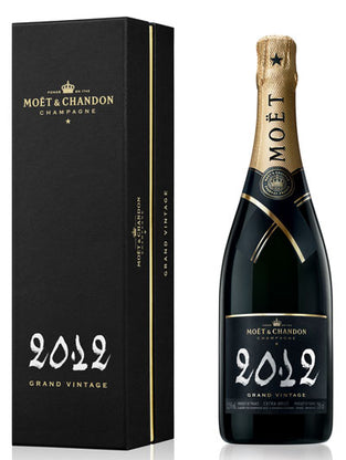 Moet and Chandon Grand Extra Brut Champagne - Gift Box