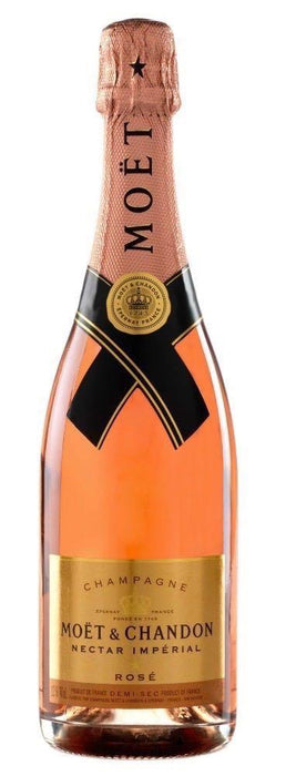 Moet & Chandon Imperial Nectar Rose Champagne 1,500ml - Magnum