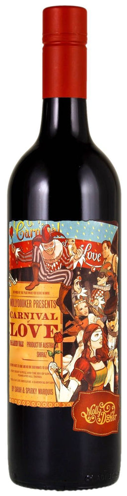 Mollydooker Carnival Of Love Shiraz 2017