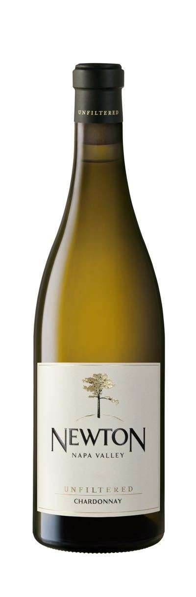 Newton Unfiltered Napa Valley Chardonnay 2015