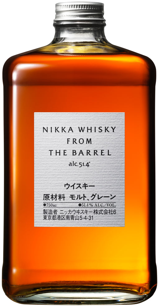 Nikka Whisky From The Barrel Whisky 750ml