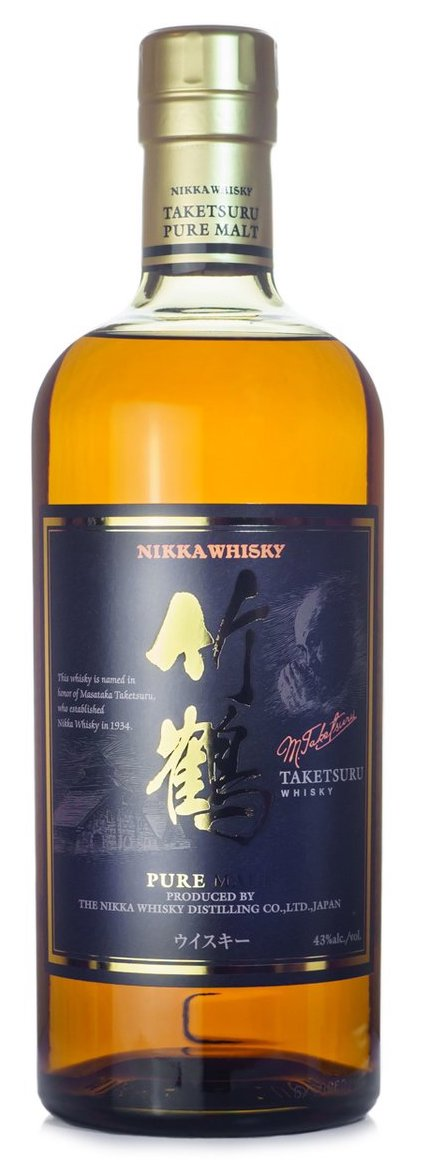 Nikka Pure Malt Taketsuru Whisky 750ml