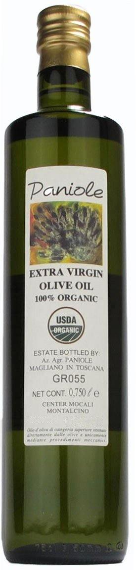 Paniole Montalcino Extra Virgin Olive Oil 750ml