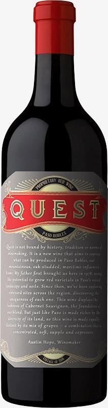 Quest Proprietary Red 2016