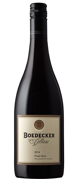 Boedecker Willamette Valley Pinot Noir 2016