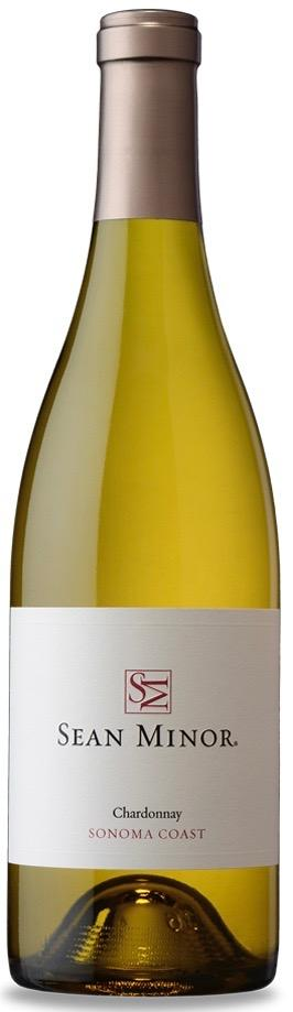 Sean Minor Sonoma Coast Chardonnay 2016
