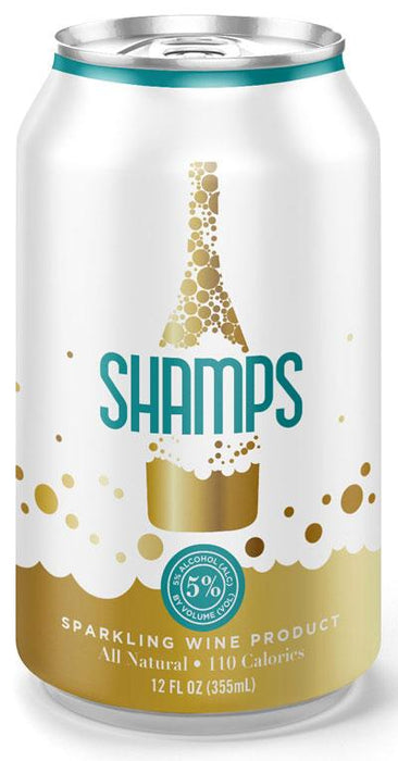 Shamps Bubbly 6-Pack