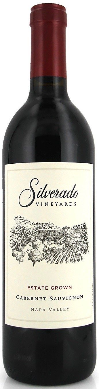 Silverado Vineyards Napa Valley Cabernet Sauvignon 2016