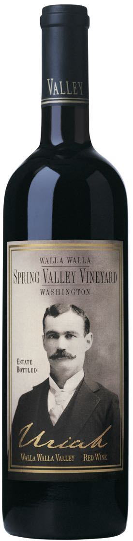Spring Valley Vineyards Uriah 2014