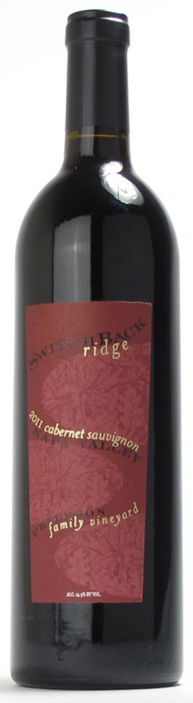 Switchback Ridge Napa Valley Cabernet Sauvignon 2014