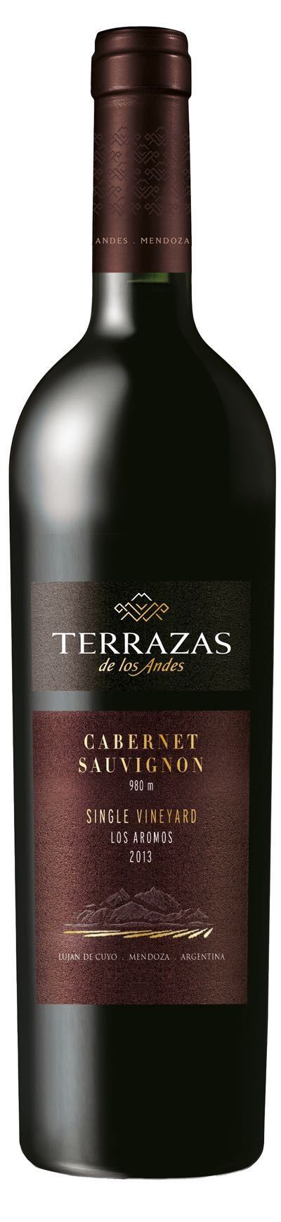 Terrazas Single Vineyard Cabernet Sauvignon 2013