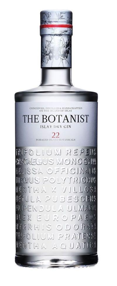 The Botanist Dry Gin 750ml