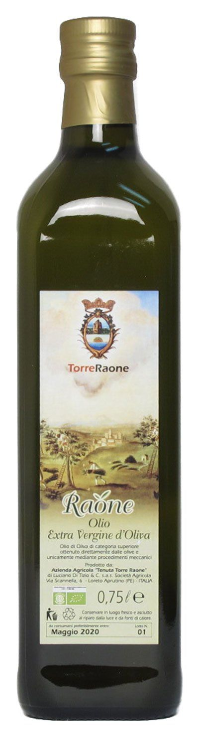 Torre Raone Extra Virgin Olive Oil 750ml