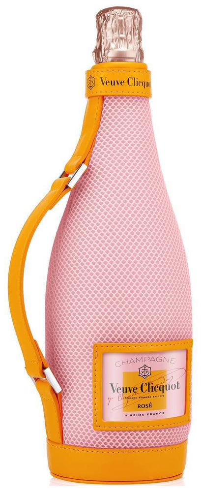 Veuve Clicquot Champagne Rose 750ml with Ice Jacket