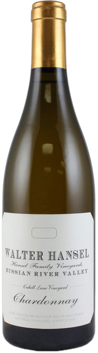 Walter Hansel Cahill Lane Russian River Valley Chardonnay 2016