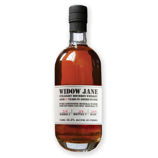 Widow Jane Straight Bourbon Whiskey 750ml