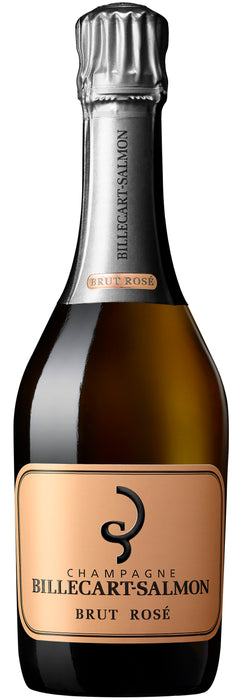 Billecart-Salmon Brut Champagne Rose - 375ml