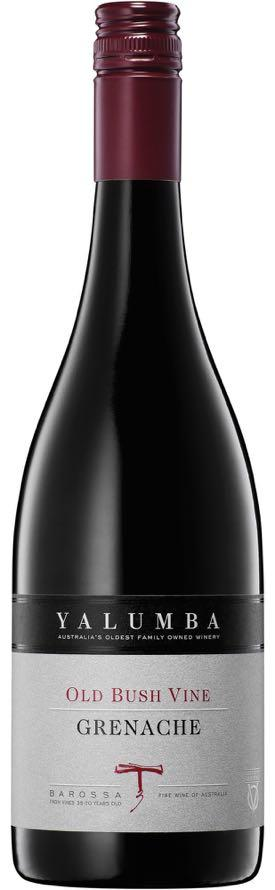 Yalumba Old Bush Vine Grenache 2011