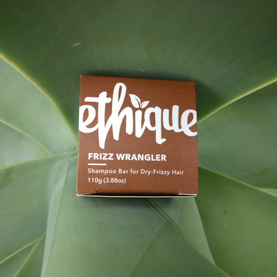 Frizz Wrangler Shampoo Bar for Dry &/or Frizzy Hair by Ethique