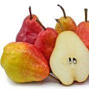 Organic Pear Red sension 12kg [ 12 kg per Box ] $8.17/kg
