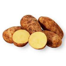 Organic Potato Dutch cream 20kg [ 20 kg per Box ] $3.5/kg