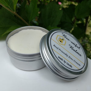 80ml Reef Friendly Zinc Cream by Bee-utiful