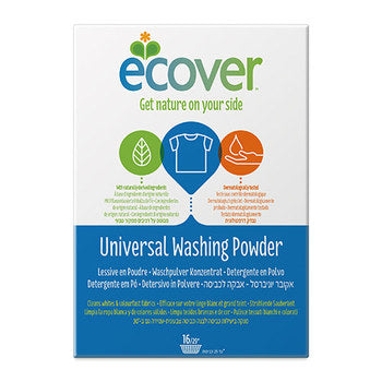 Washing Powder Universal 1.2kg Ecover (Bulk x6 boxes) $22/box
