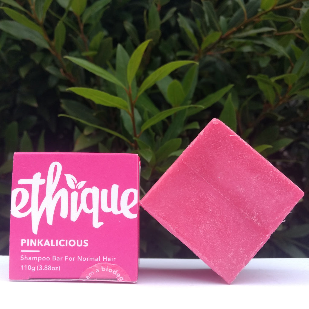 Ethique's Pinkalicious Shampoo Bar For Normal Hair