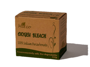 OXYGEN BLEACH 100% sodium percarbonate