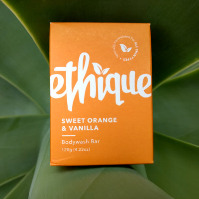 Ethique Sweet Orange & Vanilla Bodywash