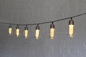 LitezAll LED Edison Bulb 6 Piece String Lights Decorating Suggestion-11
