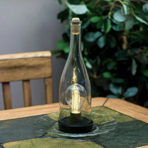 LitezAll LED Edison Bulb Wine Bottle Accent Light