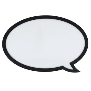 22958 - LA-BBLBRD-6-12 LitezAll Illuminated Dry Erase Message Board