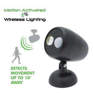 23085 - LA-SNSSPOT-2/8 LitezAll Motion Activated Spot Light