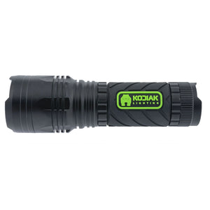 23184 - K-1000GRP-6/12 Kodiak 1000 Lumen Rubber Grip Tactical Flashlight