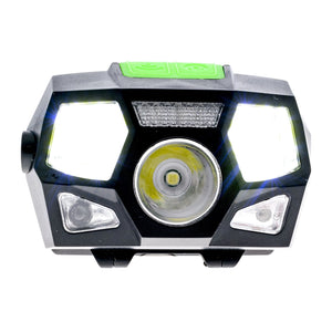 23689 - LA-SNSBMCB-8/24 LitezAll Swype Rechargeable Motion Activated Headlamp