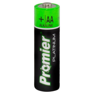 21869 - P-AA4-8/32 Promier AA Platinum Alkaline Battery 4 Pack