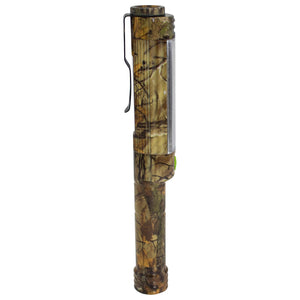 21982 LA-CAMOTSK-8/32 Promier Camo COB LED Jumbo Pen Light