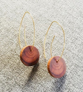 Earrings - [product_type - Teresa Wood - Aqua Terre Artisans